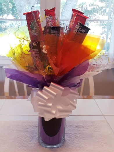 Candy Bouquet -3