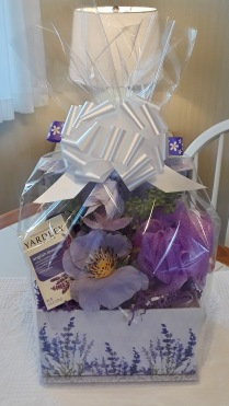 $18 Lavender Themed Items