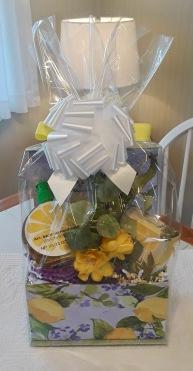 $18 Lemon Themed Items